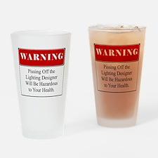 Pissing OffLighting Designer 001 Drinking Glass