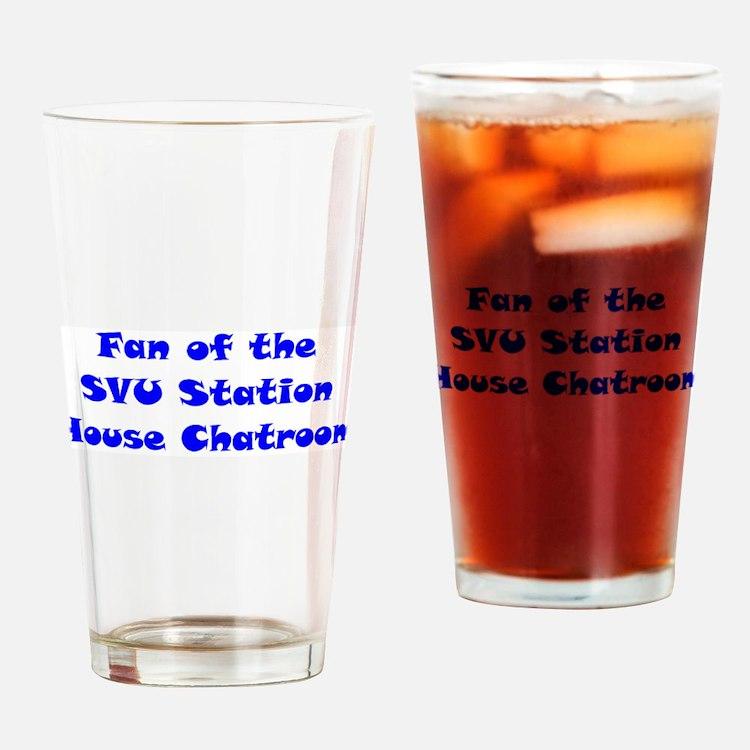 Cute Law order svu Drinking Glass