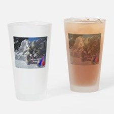 Remembering Flight 93 Drinking Glass