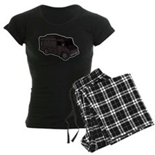 Food Truck: Basic (Black) Pajamas