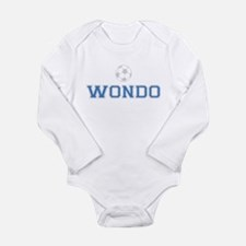 Wondo Long Sleeve Infant Bodysuit
