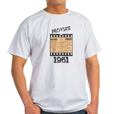 1961 Movies T-Shirt
