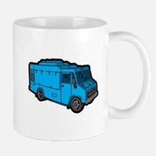 Food Truck: Basic (Blue) Mug