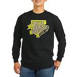 Bladder Cancer Survivor Long Sleeve Dark T-Shirt