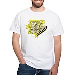 Bladder Cancer Survivor White T-Shirt