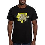 Bladder Cancer Survivor Men's Fitted T-Shirt (dark