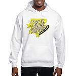 Bladder Cancer Survivor Hooded Sweatshirt