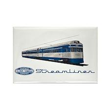 IT Streamliner Rectangle Magnet