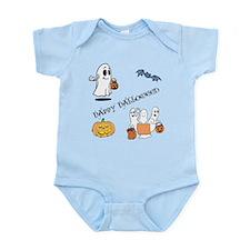 Unique Kids halloween Infant Bodysuit