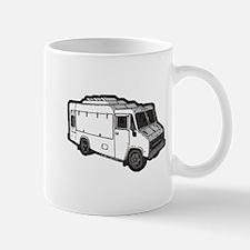 Food Truck: Basic (White) Mug