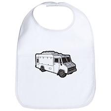 Food Truck: Basic (White) Bib
