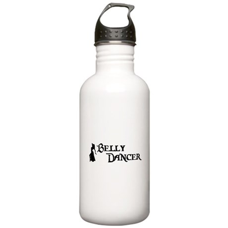 Belly Dancer Pose Stainless Water Bottle 1.0L