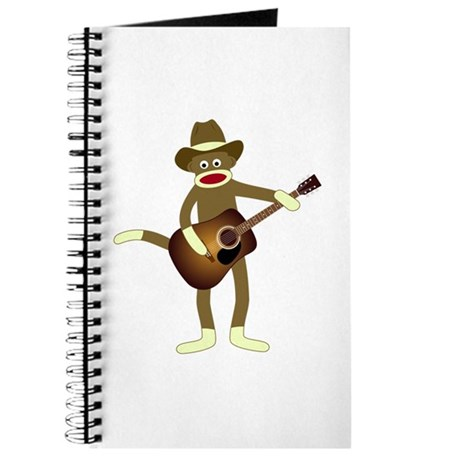 Sock Monkey Country Music Journal