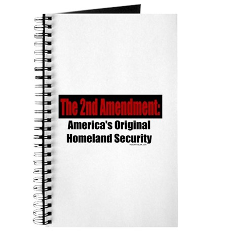 America's Original Homeland Security Journal