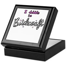 Bitchcraft Keepsake Box