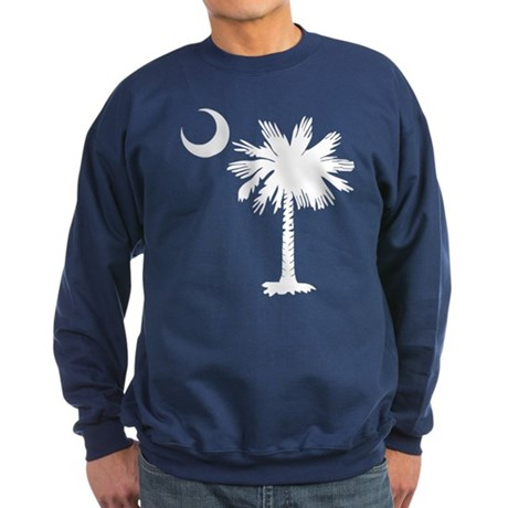 SC Palmetto & Crescent Sweatshirt (dark)
