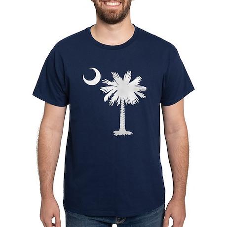 SC Palmetto & Crescent Dark T-Shirt