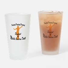 Student Drinking Glass
