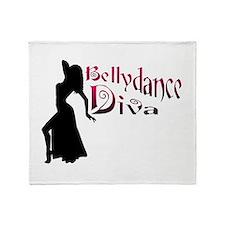 Diva Throw Blanket