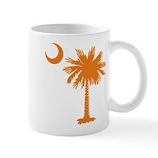 SC Palmetto & Crescent (O) Mug