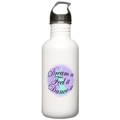 Dream it Stainless Water Bottle 1.0L