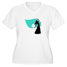 Aqua Veil Dancer T-Shirt