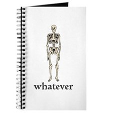 Whatever, I Don't Care Journal
