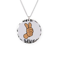 TWO THUMBS UP Necklace