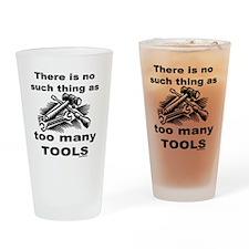 HANDY MAN/MR. FIX IT Drinking Glass