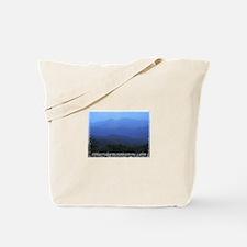 Blue Ridge Mountains NC Tote Bag