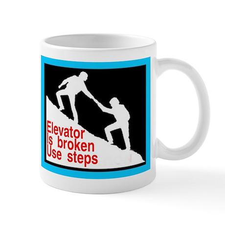 12 STEP STUFF Mug