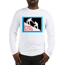 12 STEP STUFF Long Sleeve T-Shirt