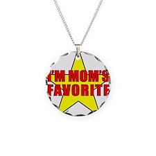 I'M MOM'S FAVORITE Necklace