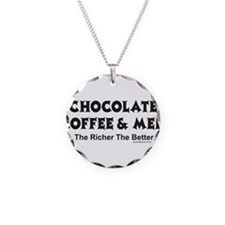 CHOCOLATE COFFEE & MEN Necklace
