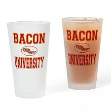 BACON/PORK Drinking Glass