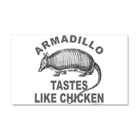 ARMADILLO Car Magnet 20 x 12