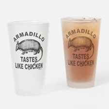 ARMADILLO Drinking Glass