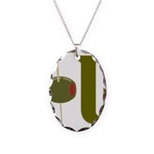OLIVE U (I LOVE YOU) Necklace