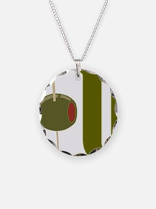 OLIVE U (I LOVE YOU) Necklace