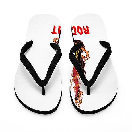 Rock Out Flip Flops