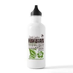 Hawaiian Slack Key Immersion Water Bottle