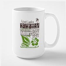 Hawaiian Slack Key Immersion Large Mug