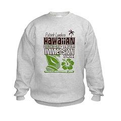 Hawaiian Slack Key Immersion Sweatshirt