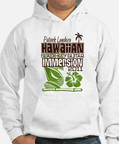 Hawaiian Slack Key Immersion Hoodie