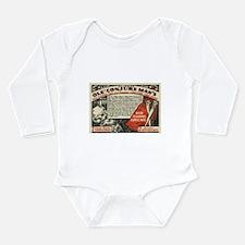 Conjure Man's Hand Long Sleeve Infant Bodysuit
