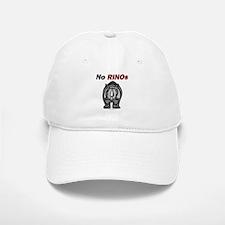 No RINOs Baseball Baseball Cap
