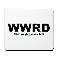 WWRD Mousepad