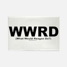 WWRD Rectangle Magnet