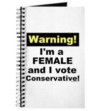 Warning! Female Conservative Journal