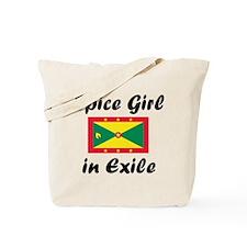 Spice Girl In Exile Tote Bag